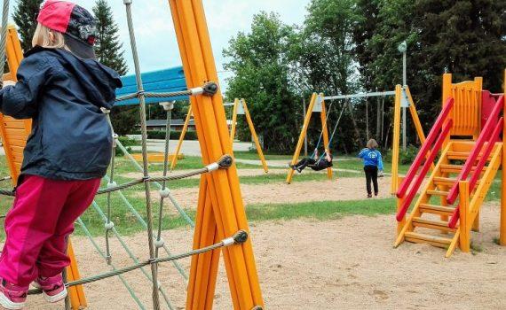 Siikajoen kunnan leikkipuistot