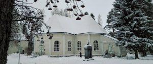Raahen seurakunnan kirkko
