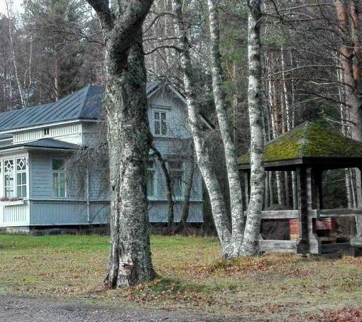 Siikajoen kunta kotiseututalo