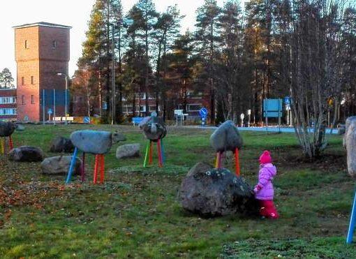 Siikajoen kunta Ruukin kylä