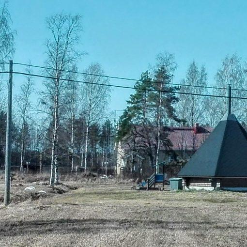 Siikajoen kunta Tuomiojan kylä