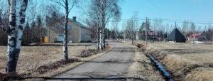 Tuomiojan kylä Siikajoen kunta