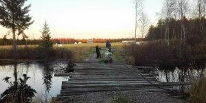pyöräretki Siikajoen kunta
